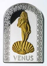 Andorra 2012 10Diner Pantheon Goddesses of Love Venus Silver Coin
