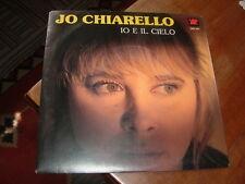 """JO CHIARELLO """" IO E IL CIELO - COME NASCE UN NUOVO AMORE """"   ITALY'89"""