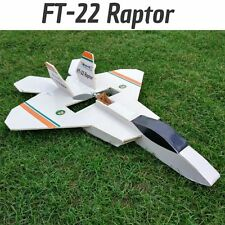 FT-22 Lasercut RC Radio Control Plane kit As on FliteTest Speed Build kit