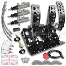 PEUGEOT 106 Hydraulic Floor Mounted Pedal Box + KIT B CMB6401-HYD-KIT+LINES