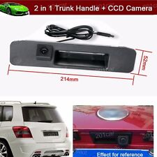 Trunk Handle + Reverse Camera For Mercedes Benz ML320 ML350 ML400 A180 A200 A260