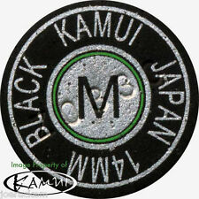 1 Genuine Kamui BLACK Tip (MEDIUM = M)  -  FREE US SHIPPING