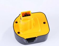 Ni-Cd Battery 12V 1300mAh for Dewalt DW9071 DE9075 DE9086 DE9274 DE9501 DC9071