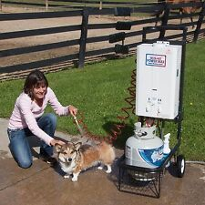 Power Max Portable Washing System w/ Cart & Basket by Insta Hot®