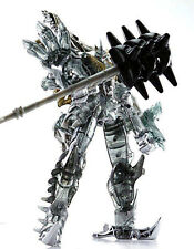 Transformers AOE Platunim Metallic Chrome Dinobots Unleashed V Grimlock Loose