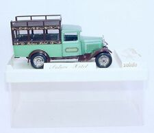 Solido France 1:43 CITROEN C4-F PALACE HOTEL 1930 Truck Version: Green MIB`81!