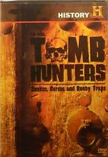 The REAL TOMB HUNTERS SNAKES,CURSES and BOOBY TRAPS Real Archaeologists SEALED