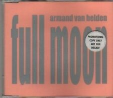 (CF584) Armand Van Helden, Full Moon - DJ CD