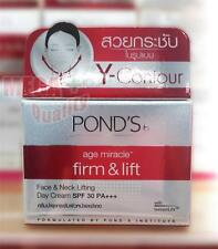 POND s age miracle firm and lift Face + Neck Lifting Day Cream SPF 30 PA+++ 10g