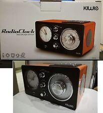 Radiosveglia Clock KiWie *Radio*USB*Hi.Fi*Sveglia* NUOVO AFFARE!!!