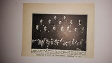 American School of Osteopathy Kirksville MO 1910 Football Team Picture RARE!