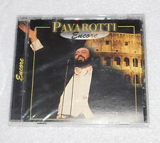NIP Pavarotti: Encore (CD 2000) Canada Direct Source Special Products Opera NEW