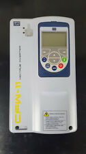 Weg CFW-11 Variable Frequency Drive 240V 3 phase 6amp output with NEMA 1 kit