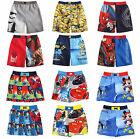 Boys Swim Shorts Swimming Trunks New Official Age 3 4 5 6 7 8 9 10 11 12 Years