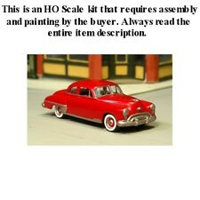 "HO SCALE: 1949 OLDSMOBILE ""ROCKET 88"" 2-DOOR COUPLE by Sylvan-Kit V-166"