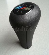 1x Black Gear Knob Shift 5 speed for BMW 3 5 7 series M E36 E46 E34 E39 E38