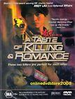 A TASTE OF KILLING & ROMANCE - Hong Kong ASSASSIN Film DVD (NEW & SEALED) Reg 4