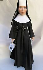 Blessings Expressions of Faith doll collection nun doll Ursuline Nun of Paris