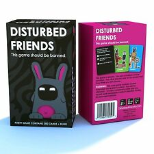Disturbed Friends - This game should be banned. New