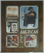 Toby Keith Autographed Signed 8x10 Framed 16x20 PSA DNA