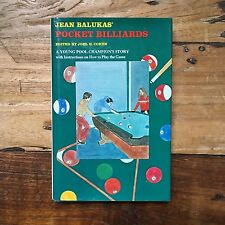 Jean Balukas's Pocket Billiards: A Young Pool Champion's Story (SIGNED EDITION)