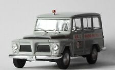 DeAgostini 1:43 Willys Rural Wagon police Brazil ser Police cars of the world