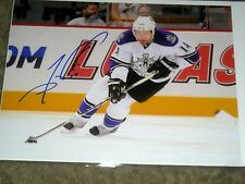 Justin Williams Los Angeles Kings Autographed 8x10 Photo   COA
