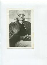 Arthur Miller Death of Salesman Author Playwright Original Press Photo