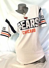 VICTORIAS SECRET PINK CHICAGO BEARS JERSEY SHIRT SMALL NFL FOOTBALL NWT
