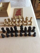 Staunton Chess Set