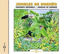 Sounds of Nature: Jungles of Borneo, New Music