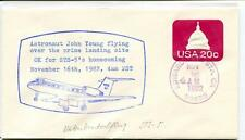 1982 Astronaut John Young Flying Prime Landing Site STS-5 Edwards Ca NASA USA