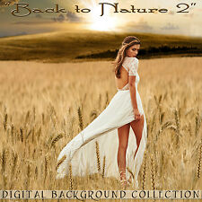 Digital Backgrounds Sandwich Layered psd Props Photography Backdrops Nature 1Q2