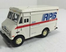 RPS An FDX Company  Delivery Truck by AdVantage in 1/64 scale Rare Collectable