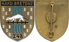 248° Régiment d'Infanterie, HARDI BRETONS, A.B.P.D. (4294)