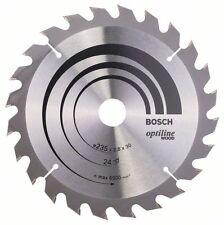 Bosch Optiline Wood Circular Saw Blade 235x30x24 2608640725