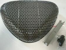 New Super Flow Low Profile Air Cleaner Fits Holley Edelbrock Hot Rod Rat Rod V8