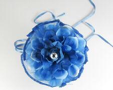 Sacchetti Porta Confetti offerta 2pz. 1,20€ Bomboniere fai da te con fiore Blu
