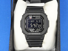 Casio GW-M5610-1BJF G-SHOCK Tough Solar Men's Watch Japan Model GW-M5610-1B New