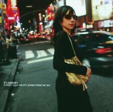 PJ HARVEY - STORIES FROM THE CITY, STORIES FROM THE SEA: CD ALBUM (2003)