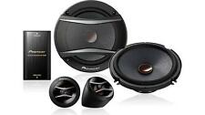 "Pioneer TS-A1606C 350 W Max 6-1/2"" Car Audio Component Speaker System Package"