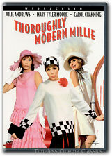 Thoroughly Modern Millie DVD New Julie Andrews Mary Tyler Moore Carol Channing