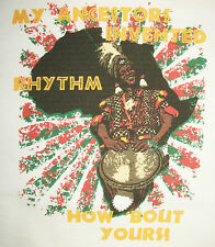 Black History Drum & Drummer Tee Youth S African American Ancestors T new atar2