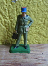1/50 35 mm STARLUX ETAT MAJOR ARMEE MODERNE OFFICIER SACOCHE