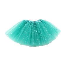 Girl Kids Teen Tutu Party Ballet Dance Wear Dress Skirt Pettiskirt Costume Fairy