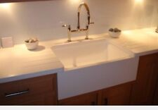 Baby Belfast Butler Ceramic White Sink -Ideal For Small Spaces - Only £95
