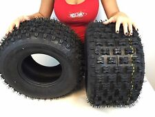 YAMAHA YFZ 350 BANSHEE MassFx SPORT ATV TIRES 20X10-9 REAR ( 2 TIRE SET )