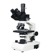 40-2000x Professional Trinocular Medical Compound Microscope w Phase Contrast