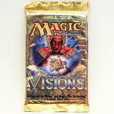 MTG: VISIONS Sealed Booster Pack - Magic the Gathering - Mirage Block