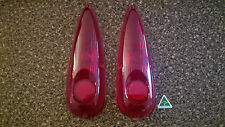 Pair tail light lenses Toyota Tiara RT20 series